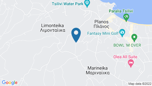 Planos Villa Map