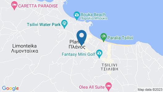 Karras Grande Resort Map