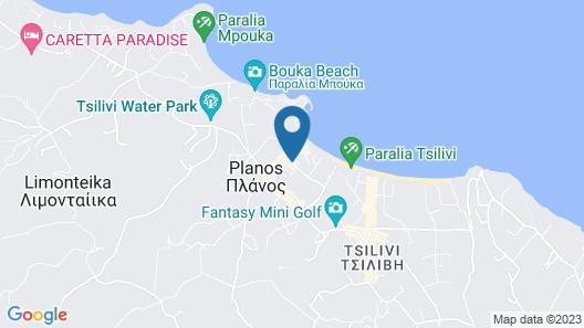 Domus Alta Map