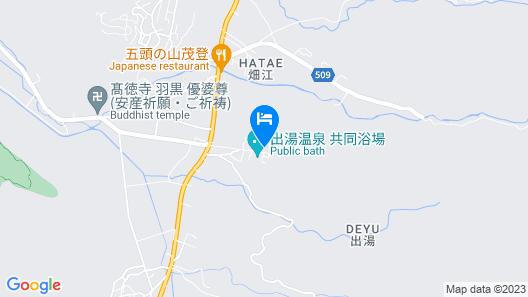 Oishiya Ryokan Map