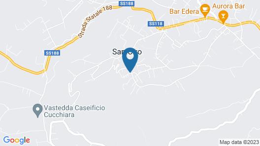 San Ciro Map