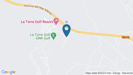 DoubleTree by Hilton La Torre Golf & Spa Resort Map