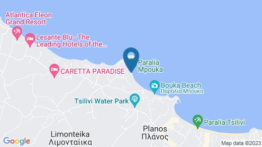 Paradiso Del Mare Map
