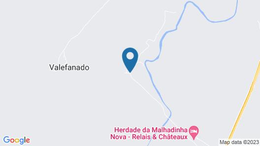 Herdade Malhadinha Nova, Sa Map