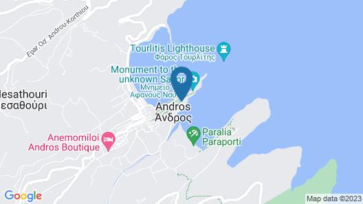 Castle Abaso Boutique Apartments Map
