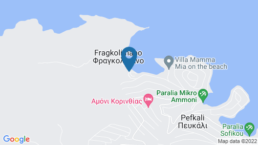 Saronikos Residences Map