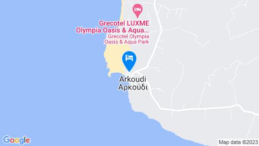 Hotel Almira Map