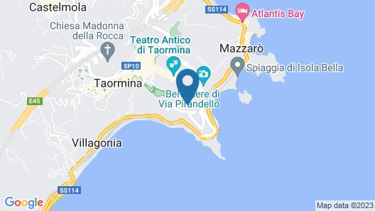 Hotel Bel Soggiorno Map