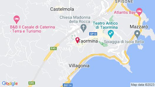Hotel Taodomus Map