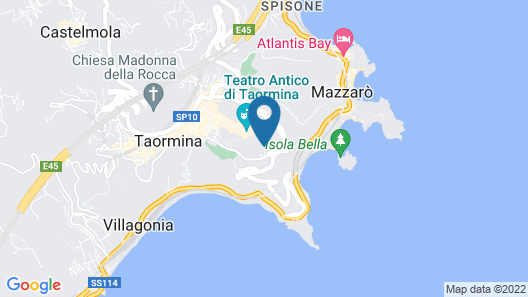 Hotel Ariston & Palazzo Santa Caterina Map