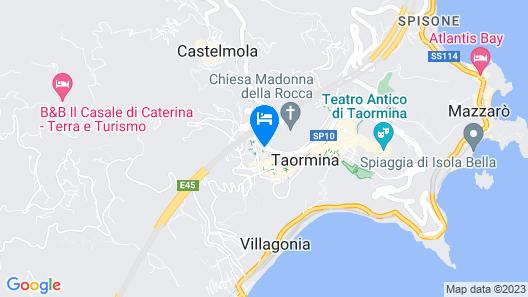 Casa Rupilio Map