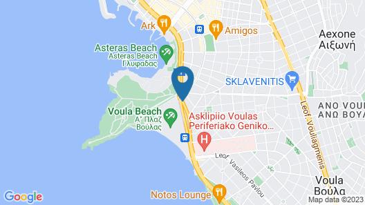 Blazer Suites Hotel Map