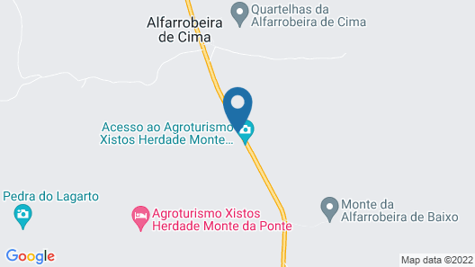 Agroturismo Xistos  Map