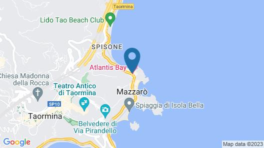 Atlantis Bay - VRetreats Map
