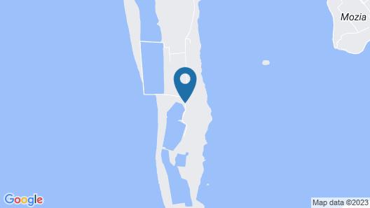 Isola Lunga Salt Resort Map