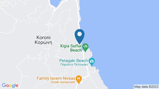 Orient Villas Map