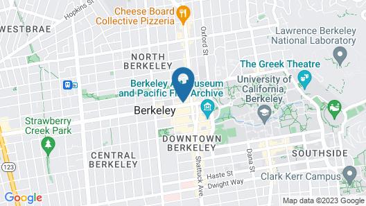 Nash Hotel Map
