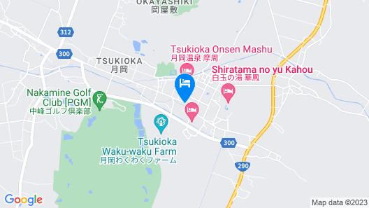 Akebono Map