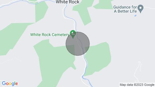 Rustic Mountain Retreat-bear Paw-sleeps 4 Map