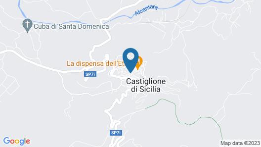 Cento Tarì Guest House Map