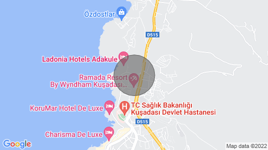 Serviced Apartment in Kusadasi, Turkey - Short/long Stays Available! Map