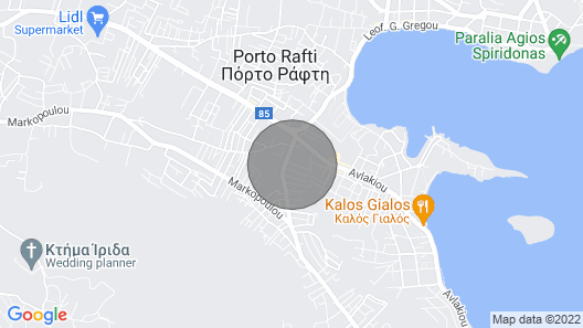 SK-George Apartments by the Sea and Airport Map