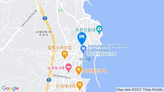 Jumunjin Hotel Map