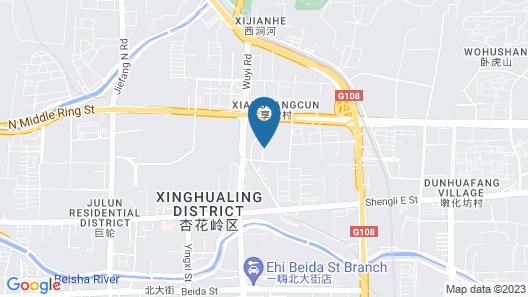 Pullman Taiyuan Map