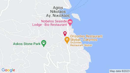 Emerald Villas & Suites Map