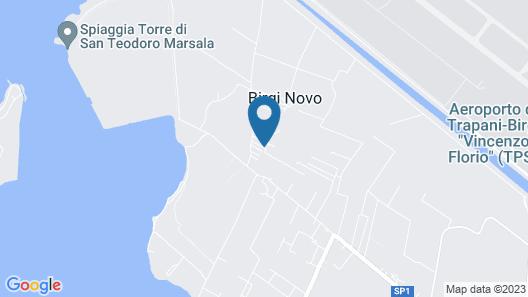 Sirio B&B Map