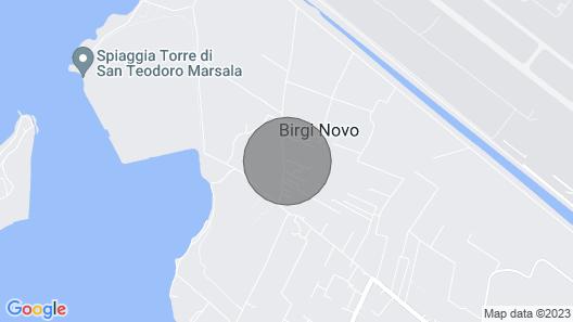 Vigne al Vento - Birgi Map