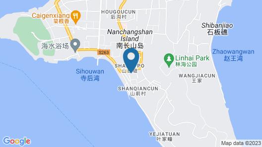 Changyuan Hotel Map