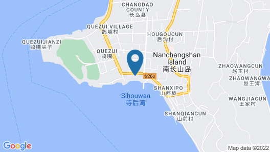 Changdao Defu Sea View Self-service Apartment Map