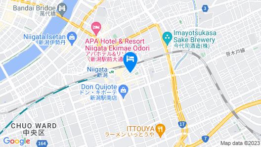 Terminal Art-inn Map