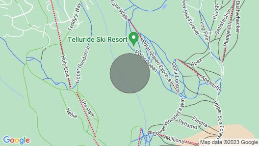 San Sophia Ridge View House Map