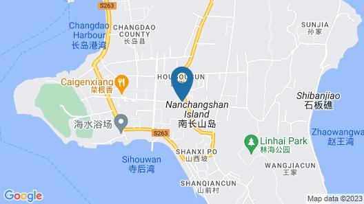 Changdao Jincheng Inn Map