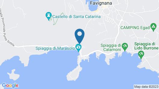 Miramare Residence Map