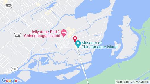 Refuge Inn Map