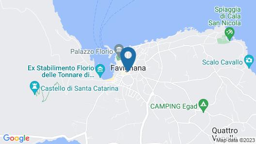 Favignana Premium Resort Map