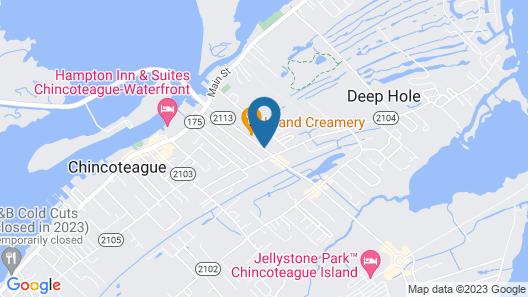 Atlantic Shores Inn and Suites Map