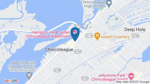 The Lighthouse Inn Map