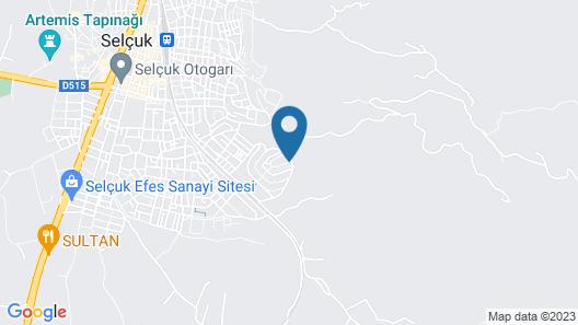 Nea Efessos Map