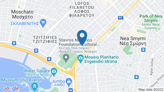 Lacoba Hotel – Adults Only Map