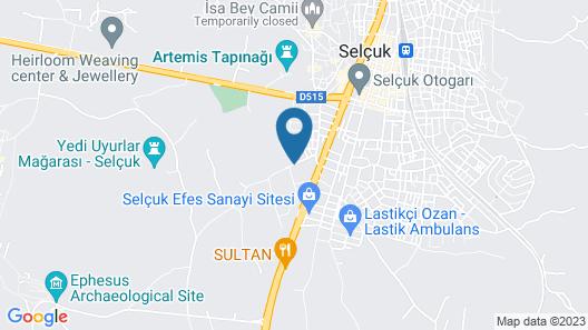 Cella Boutique Hotel & SPA Map