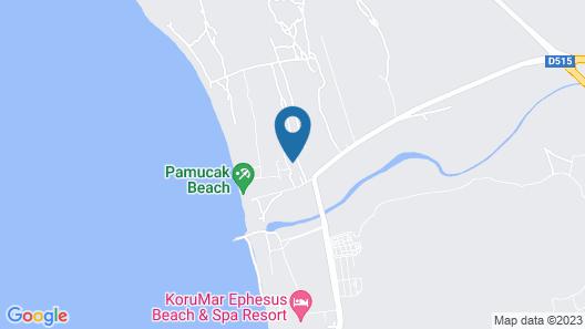 Hedef Beyt Hotel Resort & Spa Map