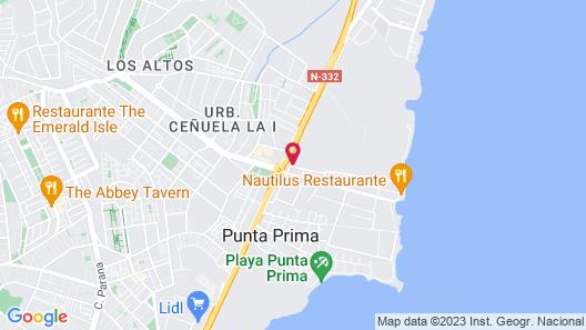 Torrejoven Map