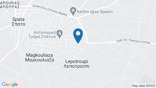 Elise Apartment Airport  by Airstay Map