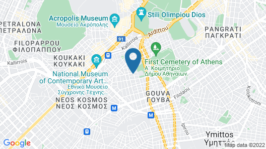 Dinostratus House Map