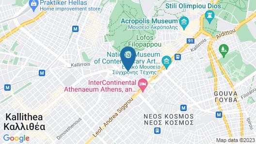 Trojan Affair Residence Map