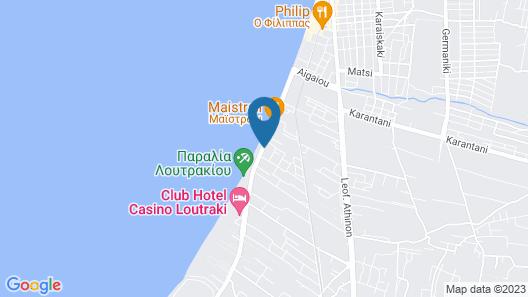 Diolkos Studios Map